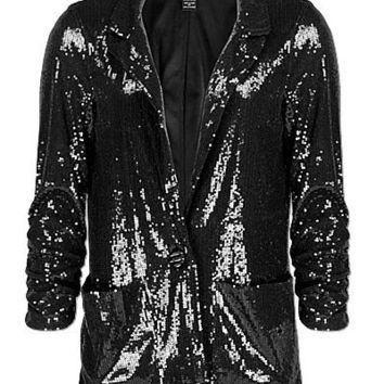 Living Doll Sequin Blazer - 's  | Buckle