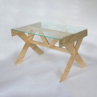 "Objectify ""Bridge"" Coffee Table"