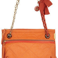 Lanvin | Amalia Medium leather shoulder bag | NET-A-PORTER.COM
