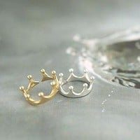 Crown Rings
