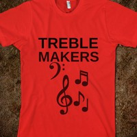 Treble Makers - Holler