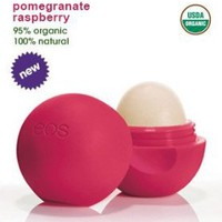 Eos Evolution of Smooth - Lip Balm Sphere Pomegranate Raspberry