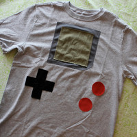 mens handheld game shirt