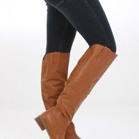 SALE 30% OFF - Over-The-Knee Riding Boots