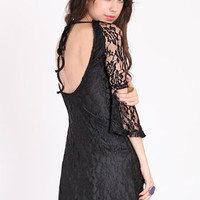Blacklisted Lace Dress - $36.00 : ThreadSence.com, Your Spot For Indie Clothing  Indie Urban Culture