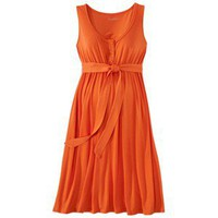 Merona® Maternity Sleeveless Side Tie Knit Dress - Assorted Colors