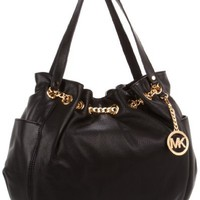 Michael Kors Jet Set Chain Womens Tote Leather Handbag Purse