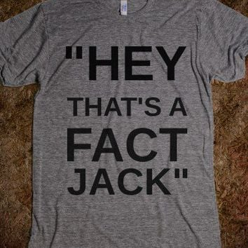 HEY THAT'S A FACT JACK - ZimmaCass