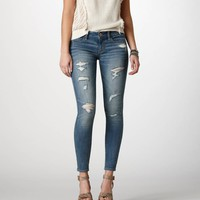 AEO Women's Jegging Ankle (Medium Lived In)