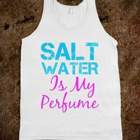 salt water is my perfume - ZimmaCass
