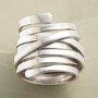 WRAPAROUND RING        -                Bands        -                Rings        -                Jewelry                    | Robert Redford&#x27;s Sundance Catalog