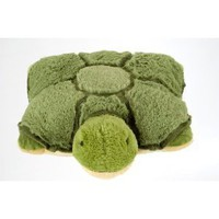 Amazon.com: My Pillow Pets Tardy Turtle - Large (Green): Toys & Games