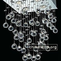 ALD11-023 - Contemporary - Chandeliers - Products - Crystal Chandeliers , Large Chandeliers ,Large Crystal Chandeliers-China Zhongshan Showsun Lighting Co.,Ltd.