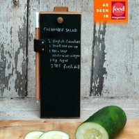 Chalkboard Tablet : Branch: Sustainable Design for Living