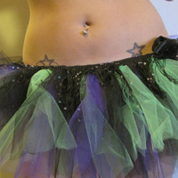 Neon Dance Tutu by emmagarrison on Etsy