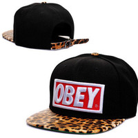 Big sale! Hot New saie Obey baseball Snapback Hats Hip-Hop adjustable bboy Cap