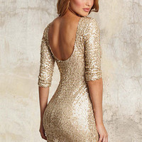 Karen Sequin Dress at Alloy,