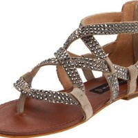 Amazon.com: Steven by Steve Madden Women's Sariah Sandal: Shoes