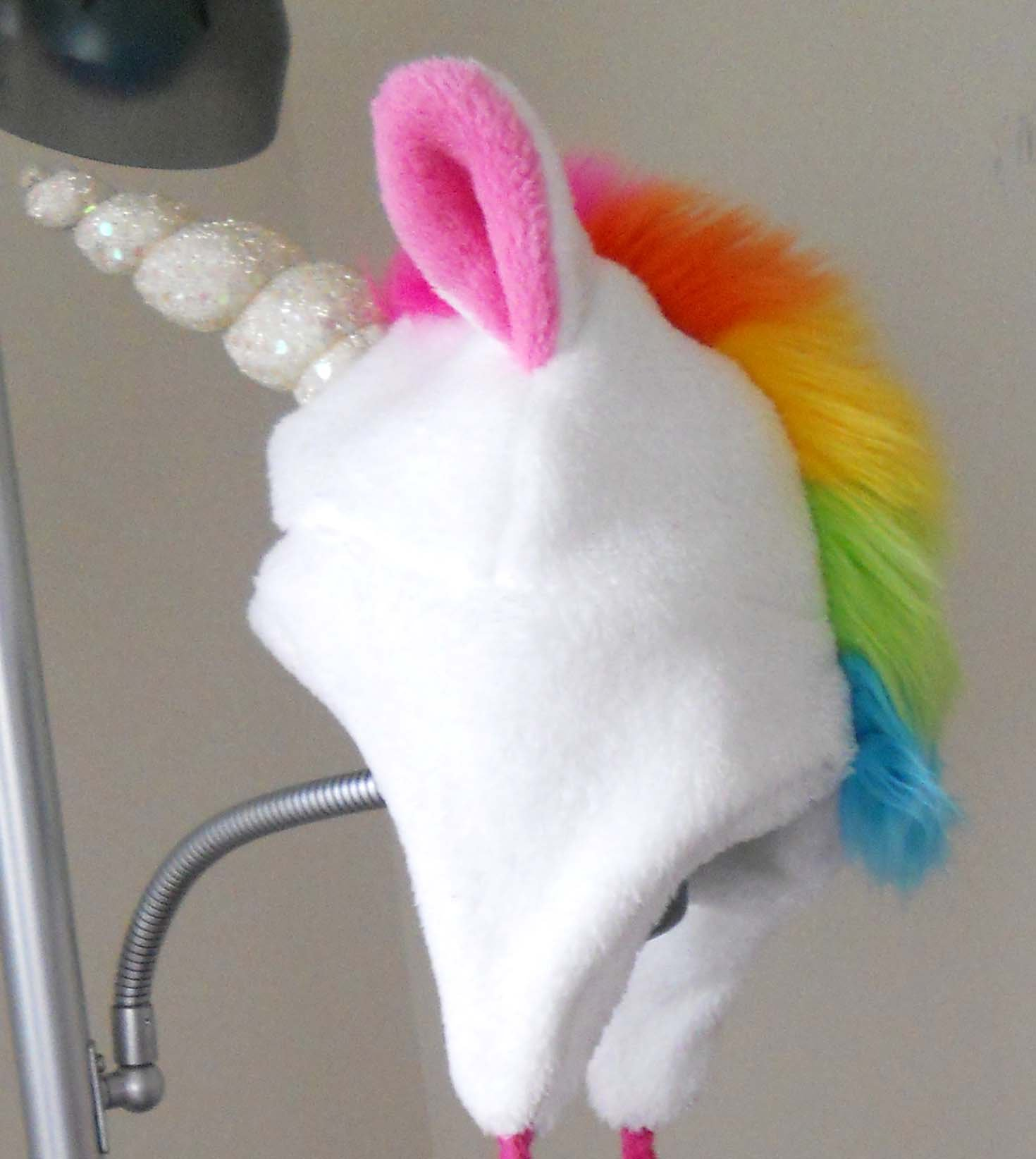 Unicorn Hat - Adult Size from ShearNonsense on Storenvy   Things