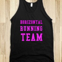 HORIZONTAL RUNNING TEAM - ZimmaCass