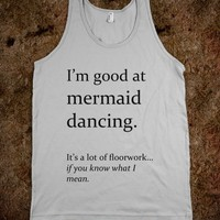 Mermaid Dancing - BA BAM