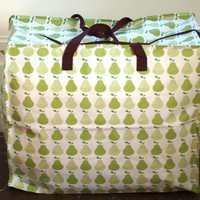 Retro To Go: Recycled Zipped Storage Bags