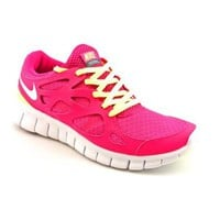Amazon.com: Nike Free Run+ 2 Womens Size 7 Pink Mesh Synthetic Running Shoes: Shoes