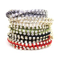Crystal Wrap Bracelets - Buy From ShopDesignSpark.com