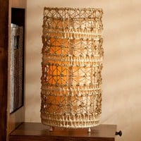 Sea Grass Table Lamp
