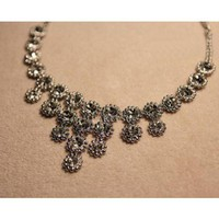 Lady's Gradation Clavicular Chain Wedding Necklace - Necklaces - Jewelry Free shipping
