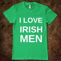 I love Irish Men