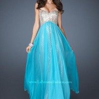 La Femme 18898 at Prom Dress Shop