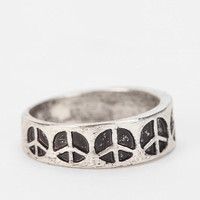 Urban Outfitters - Peace Midi Ring