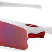 Amazon.com: Oakley Men's Fast jacket XL Oval Polarized Sunglasses,OO Red Polarized/G40, One Size: Oakley: Clothing