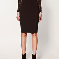 BUTTONED SHEATH SKIRT - Collection - Skirts - Collection - Woman - ZARA United States
