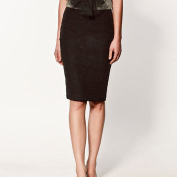 PLEATED JACQUARD SKIRT - Collection - Skirts - Collection - Woman - ZARA United States