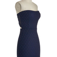 Navy In My Life Dress | Mod Retro Vintage Dresses | ModCloth.com