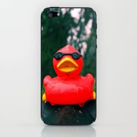 Northwest duck iPhone &amp; iPod Skin by Vorona Photography | Society6