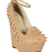 Spiked Out Nude