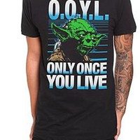 Star Wars Yoda O.O.Y.L. T-Shirt - 375425