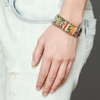Free People Mixed Metal Friendship Bracelet