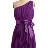 Aren't You Precious Dress in Amethyst