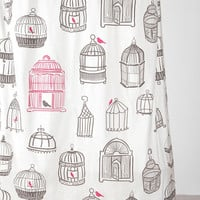 Urban Outfitters - Birdcage Shower Curtain