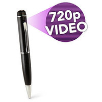 Spycam HD Video Pen Camera