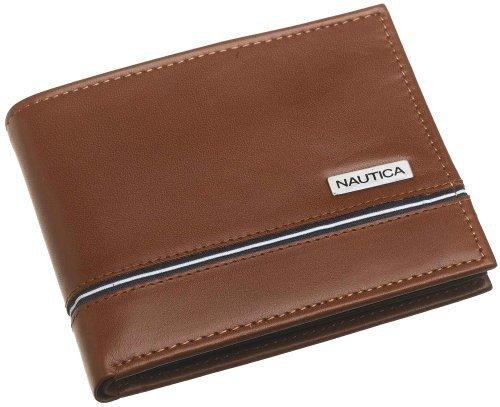 Nautica Men's Multi Card Passcase