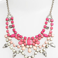 Stephan & Co. Ombré Statement Necklace | Nordstrom