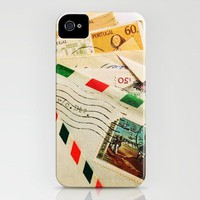 All The Letters That I Wrote To You - iPhone Case by Galaxy Eyes | Society6