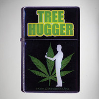 &#x27;Tree Hugger&#x27; Lighter in Fun &amp; Games New