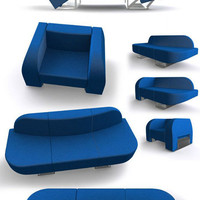 Transformer Chair; Yanko Design