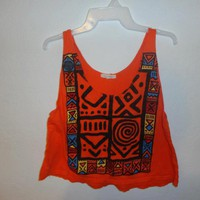 Aztec tank